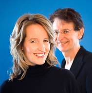 Susanne Menzel und Klaus Ignatzek
